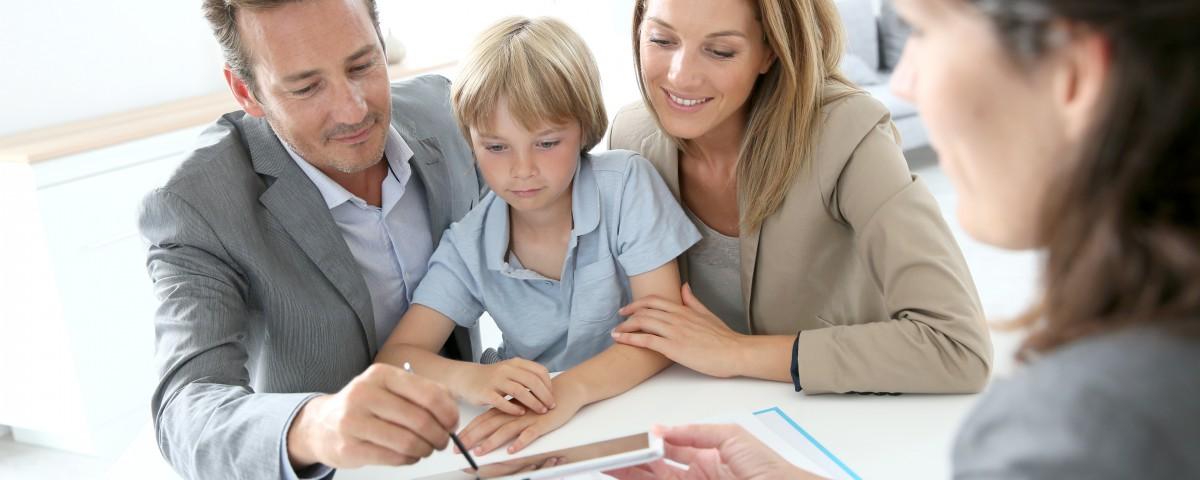 Baukindergeld unterstützt Familien beim Bau ihres Eigenheims
